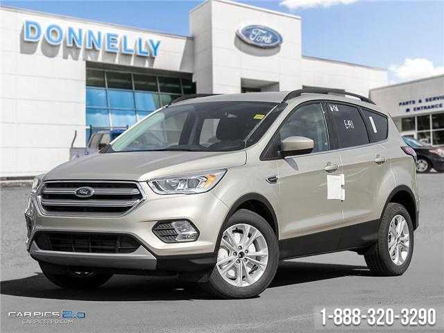 2017 Ford Escape SE (Stk: DQ2674) in Ottawa - Image 1 of 27