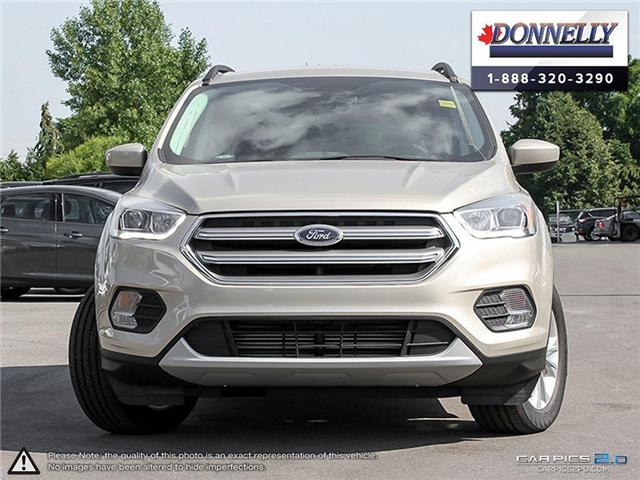 2017 Ford Escape SE (Stk: DQ2674) in Ottawa - Image 2 of 27