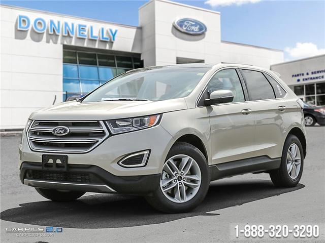 2017 Ford Edge SEL (Stk: DQ2497) in Ottawa - Image 1 of 27