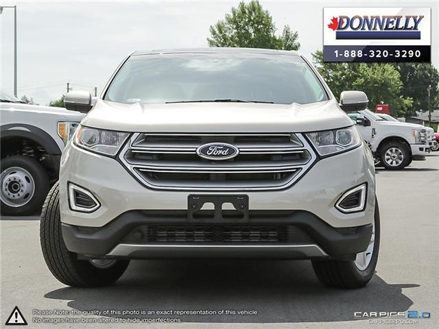 2017 Ford Edge SEL (Stk: DQ2497) in Ottawa - Image 2 of 27