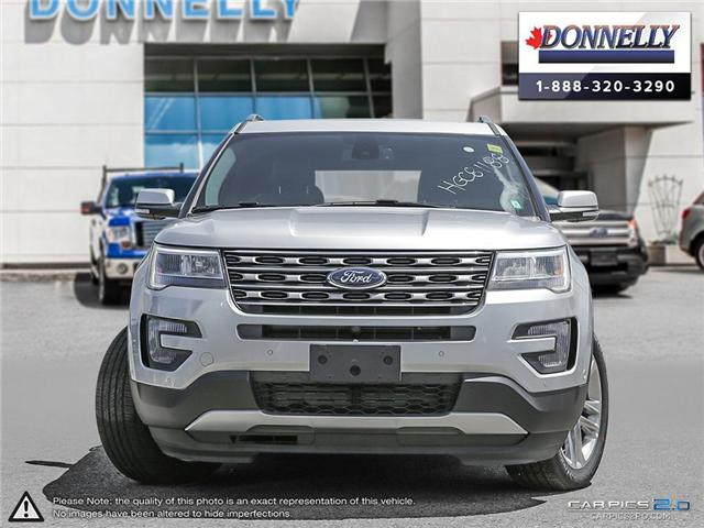 2017 Ford Explorer Limited (Stk: DQ2220) in Ottawa - Image 2 of 27