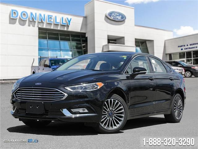 2017 Ford Fusion SE (Stk: DQ2331) in Ottawa - Image 1 of 27