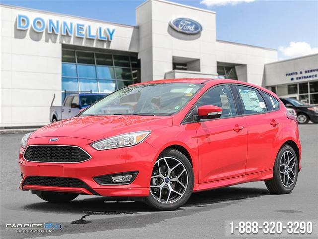 2017 Ford Focus SE (Stk: DQ2600) in Ottawa - Image 1 of 27