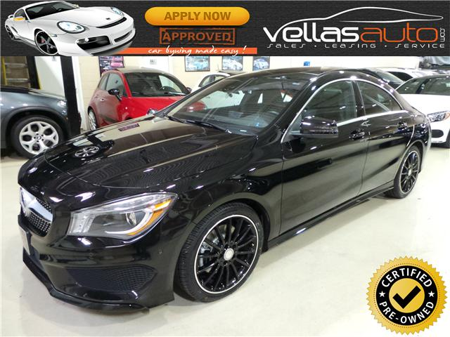 2014 Mercedes-Benz CLA-Class  (Stk: NP7882) in Vaughan - Image 1 of 30