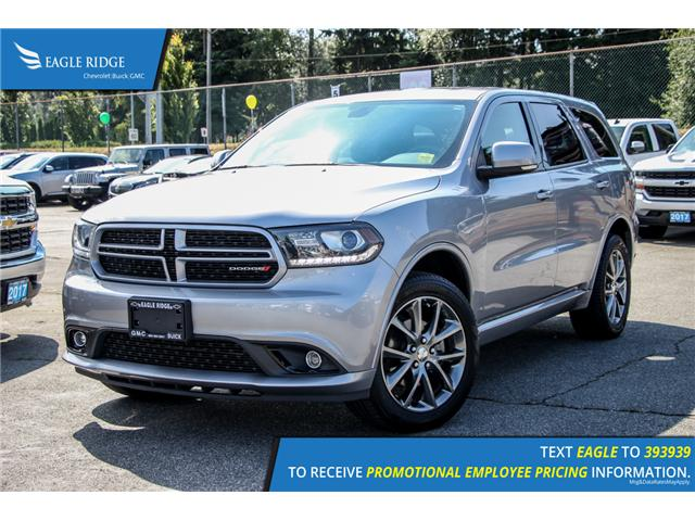 2017 Dodge Durango GT (Stk: 178204) in Coquitlam - Image 1 of 20