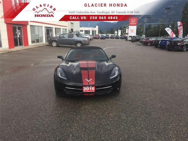 2016 Chevrolet Corvette Stingray (Stk: 9-3858-0) in Castlegar - Image 2 of 30