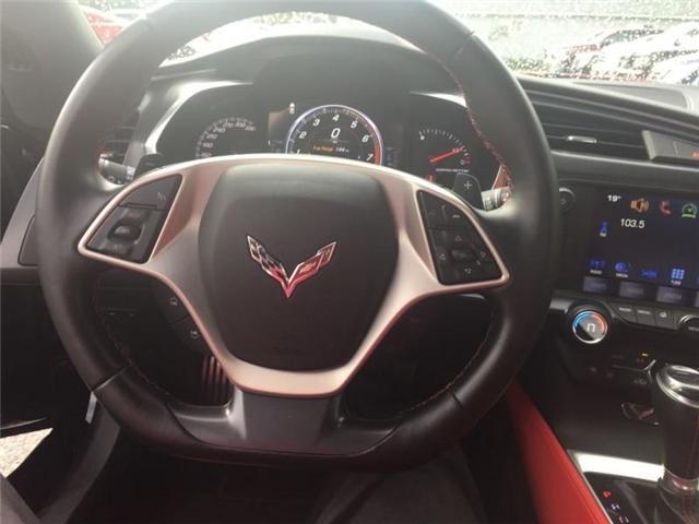 2016 Chevrolet Corvette Stingray (Stk: 9-3858-0) in Castlegar - Image 16 of 30