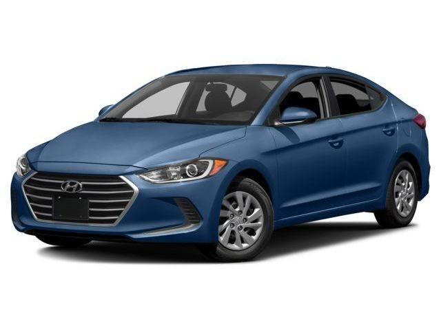 2017 Hyundai Elantra Limited (Stk: 221427) in Whitby - Image 1 of 9