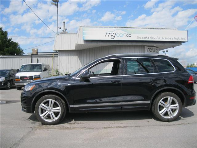 2014 Volkswagen Touareg 3.6L Execline (Stk: 170931) in Kingston - Image 3 of 13