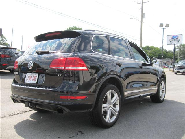 2014 Volkswagen Touareg 3.6L Execline (Stk: 170931) in Kingston - Image 6 of 13