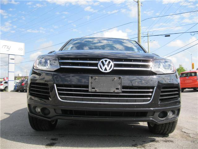2014 Volkswagen Touareg 3.6L Execline (Stk: 170931) in Kingston - Image 8 of 13