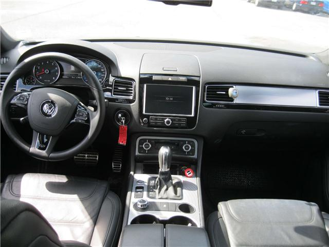 2014 Volkswagen Touareg 3.6L Execline (Stk: 170931) in Kingston - Image 11 of 13