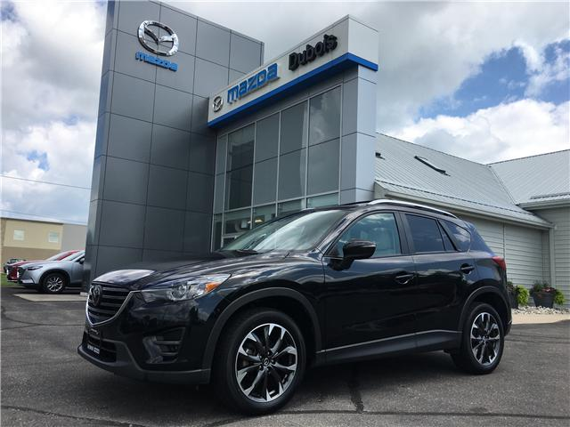 2016 Mazda CX-5 GT (Stk: UT222) in Woodstock - Image 1 of 27
