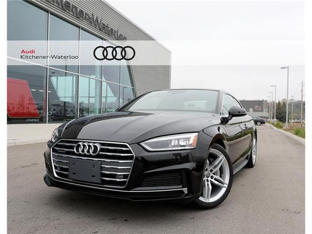 2018 Audi A5 2.0T Progressiv (Stk: A51572) in Kitchener - Image 1 of 10