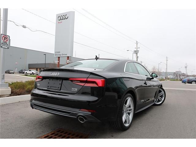 2018 Audi A5 2.0T Progressiv (Stk: A51572) in Kitchener - Image 2 of 10