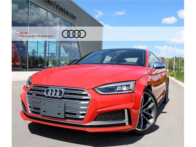 2018 Audi S5 3.0T Progressiv (Stk: A55137) in Kitchener - Image 1 of 10