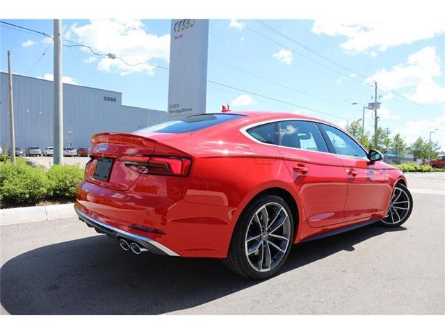 2018 Audi S5 3.0T Progressiv (Stk: A55137) in Kitchener - Image 2 of 10