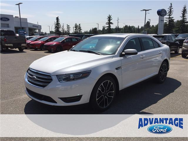 2017 Ford Taurus SEL (Stk: H-1674) in Calgary - Image 1 of 5