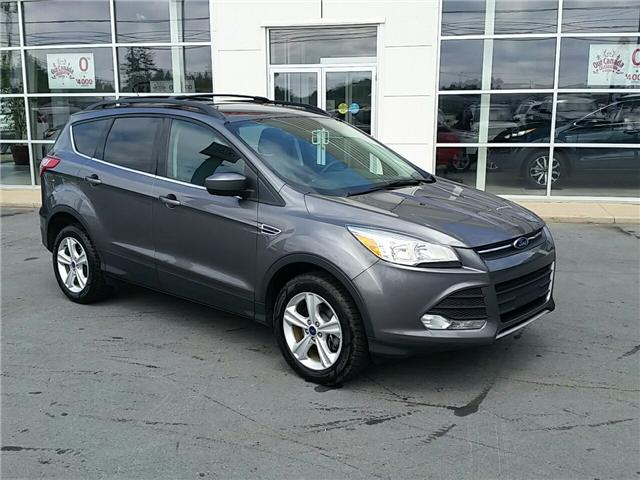 2013 Ford Escape SE (Stk: U872) in Bridgewater - Image 1 of 22