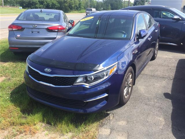 2016 Kia Optima LX ECO Turbo (Stk: 16171) in New Minas - Image 1 of 2
