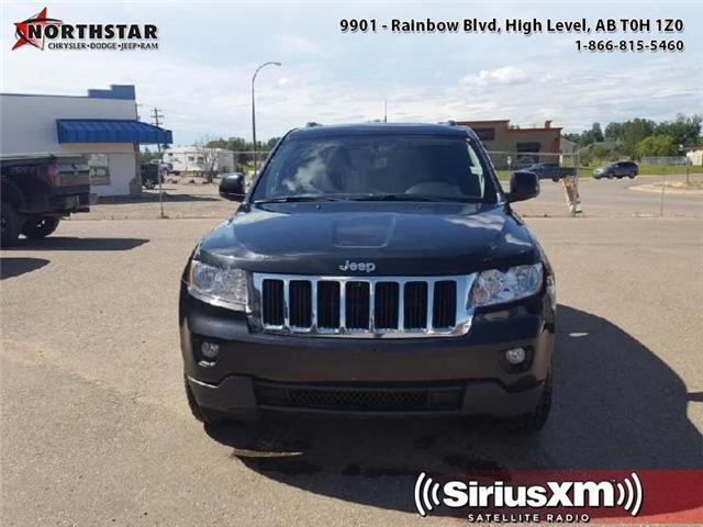 2011 Jeep Grand Cherokee Laredo (Stk: QT199A) in  - Image 1 of 7