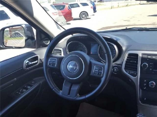 2011 Jeep Grand Cherokee Laredo (Stk: QT199A) in  - Image 3 of 7