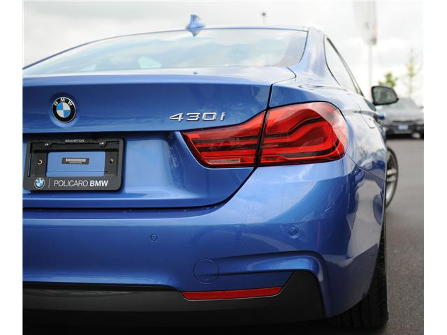 2018 BMW 430 i xDrive (Stk: 8A49306) in Brampton - Image 5 of 12