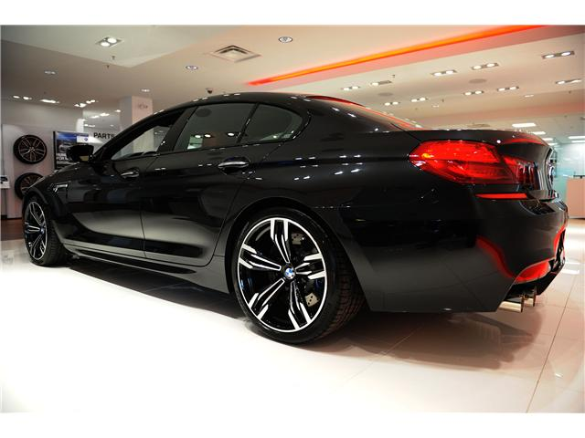2018 bmw m6 gran coupe base gran coupe at 119406 for sale in brampton policaro bmw. Black Bedroom Furniture Sets. Home Design Ideas