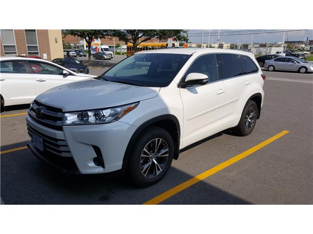 2017 Toyota Highlander LE (Stk: 077E1227) in Ottawa - Image 1 of 13