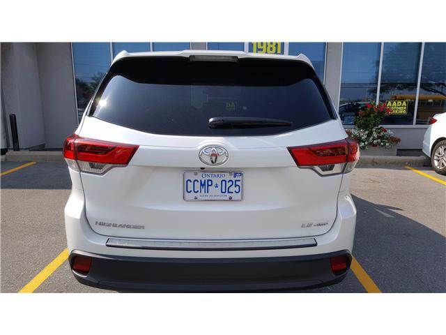 2017 Toyota Highlander LE (Stk: 077E1227) in Ottawa - Image 4 of 13