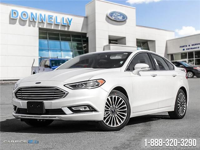 2017 Ford Fusion SE (Stk: DQ745) in Ottawa - Image 1 of 25