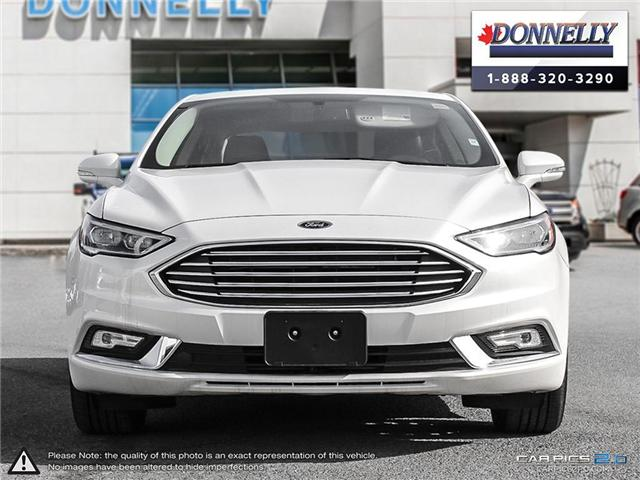 2017 Ford Fusion SE (Stk: DQ745) in Ottawa - Image 2 of 25