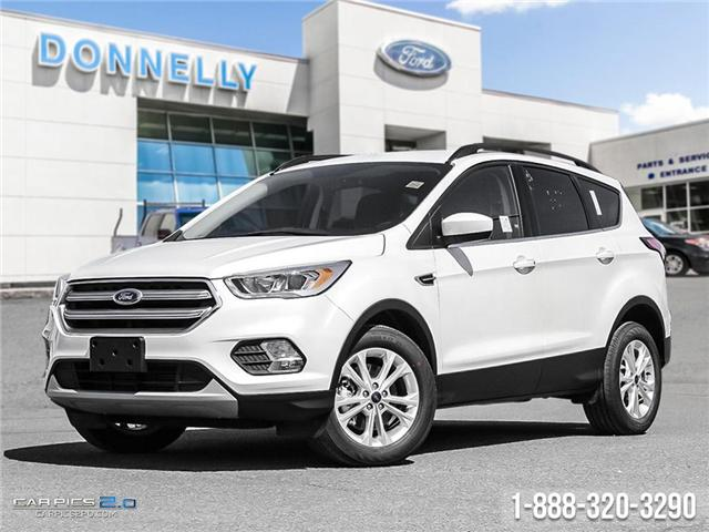 2017 Ford Escape SE (Stk: DQ855) in Ottawa - Image 1 of 25