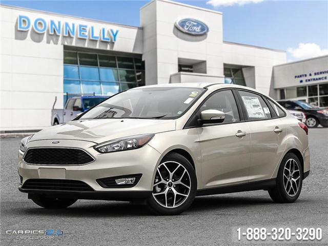 2017 Ford Focus SEL (Stk: DQ648) in Ottawa - Image 1 of 25
