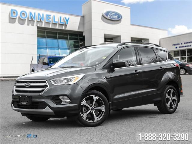 2017 Ford Escape SE (Stk: DQ360) in Ottawa - Image 1 of 25