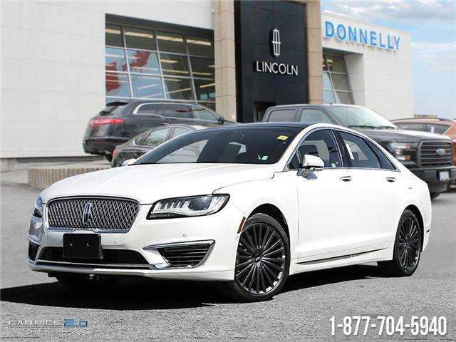 2017 Lincoln MKZ Reserve (Stk: DQ2168) in Ottawa - Image 1 of 28