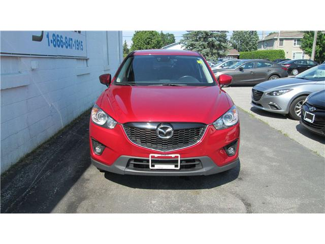 2015 Mazda CX-5 GT (Stk: 170876) in Kingston - Image 1 of 12