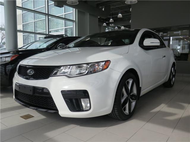 2011 Kia Forte Koup 2.4L SX Luxury (Stk: 5923PA ) in Scarborough - Image 1 of 19