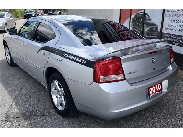 2010 Dodge Charger SXT (Stk: ) in Toronto - Image 7 of 14