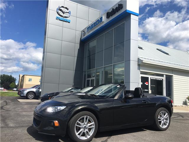 2013 Mazda MX-5 GX (Stk: UC5588) in Woodstock - Image 1 of 19