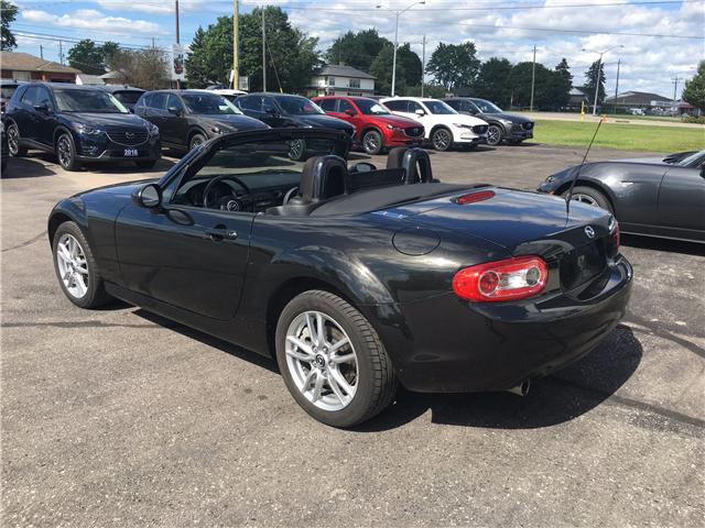 2013 Mazda MX-5 GX (Stk: UC5588) in Woodstock - Image 4 of 19