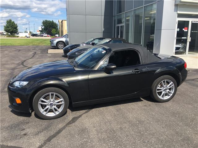 2013 Mazda MX-5 GX (Stk: UC5588) in Woodstock - Image 18 of 19