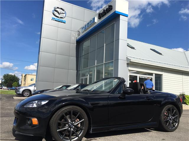 2013 Mazda MX-5 GS (Stk: UC5593) in Woodstock - Image 1 of 23