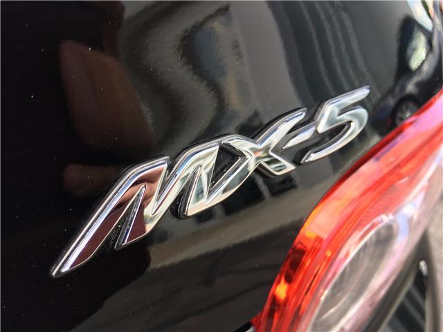 2013 Mazda MX-5 GS (Stk: UC5593) in Woodstock - Image 22 of 23