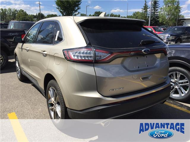 2017 Ford Edge Titanium (Stk: H-1492) in Calgary - Image 3 of 6