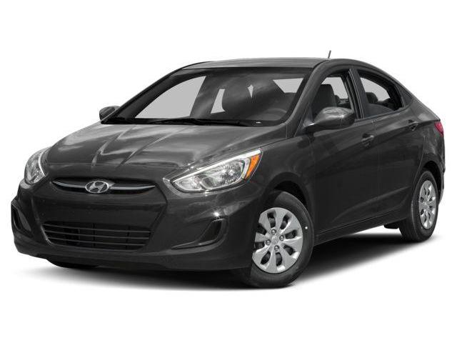 2017 Hyundai Accent  (Stk: 302350) in Milton - Image 1 of 9