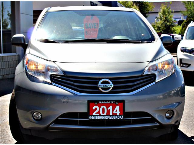 2014 Nissan Versa Note  (Stk: 17005A) in Bracebridge - Image 2 of 7