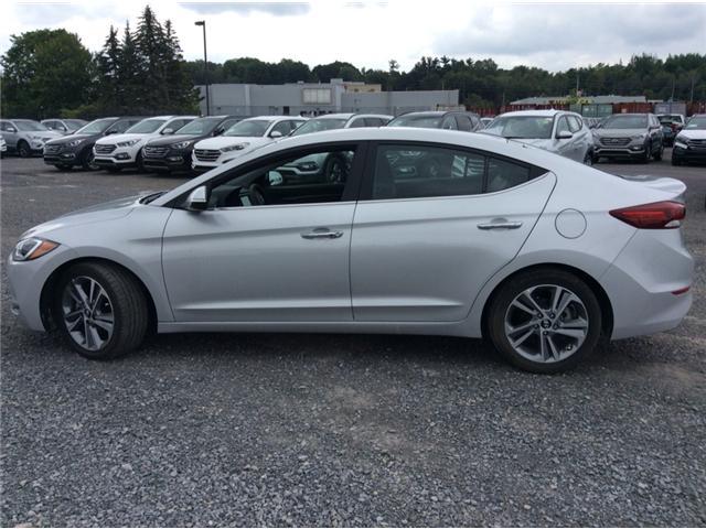 2017 Hyundai Elantra Limited (Stk: R75699) in Ottawa - Image 15 of 26