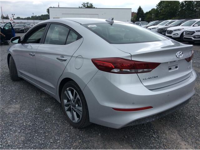 2017 Hyundai Elantra Limited (Stk: R75699) in Ottawa - Image 16 of 26
