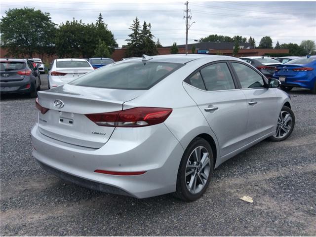 2017 Hyundai Elantra Limited (Stk: R75699) in Ottawa - Image 19 of 26